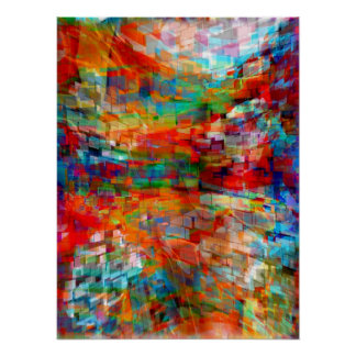 Transient Glimmer Poster