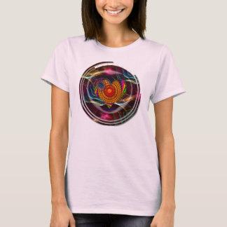 Transient Heart Design T-Shirt