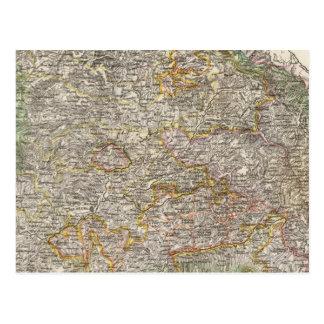 Transilvania, Rumania Postal