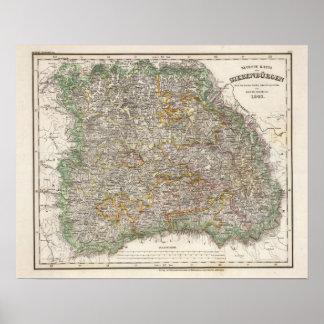 Transilvania, Rumania Póster