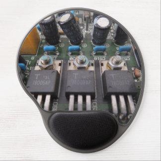 Transistor Circuit Gel Mousepad