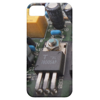 Transistor Circuit iPhone 5/5S, Barely There iPhone 5 Cover