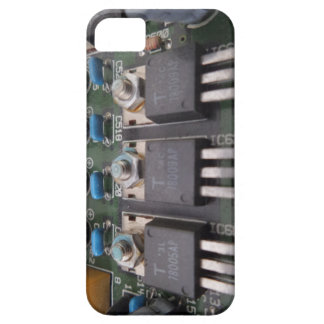 Transistor Circuit iPhone 5/5S, Barely There iPhone SE/5/5s Case