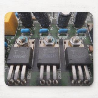 Transistor Circuit Mousepad