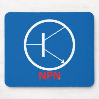 Transistor - NPN Mouse Pad