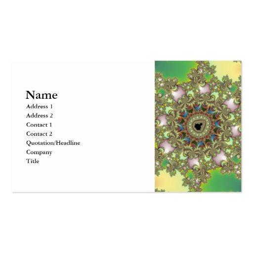 transit fractal double sided standard business cards pack of 100 zazzle. Black Bedroom Furniture Sets. Home Design Ideas