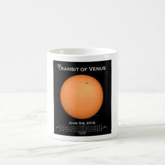 Transit of Venus 2012 Mug
