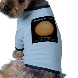 Transit of Venus 2012 Pet T Shirt