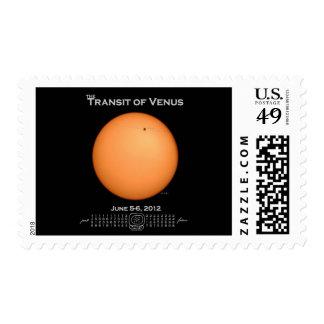 Transit of Venus 2012 Stamps