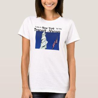 Transit of Venus in New York T-Shirt
