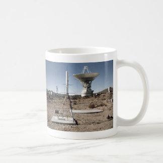 Transit Satellite Receiver Coffee Mug
