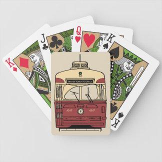 Transit Toronto PCC Playing Cards