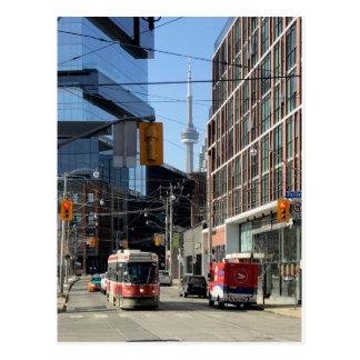 Transit Toronto Postcard 003 - King Parliament