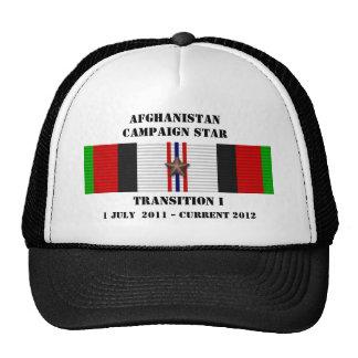 Transition I / CAMPAIGN STAR Trucker Hats