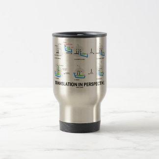 Translation In Perspective (tRNA Biology Protein) Travel Mug