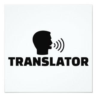 Translator Card