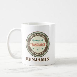 Translator Personalized Office Mug Gift
