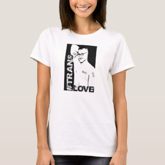 #TransLove Chance Armstrong Womans Tee
