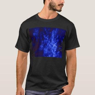 Translucent Blue Clouds by KLM T-Shirt