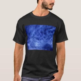 Translucent Blue Mammatus Clouds by KLM T-Shirt