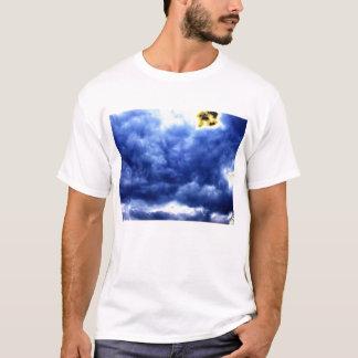 Translucent Blue Storm by KLM T-Shirt