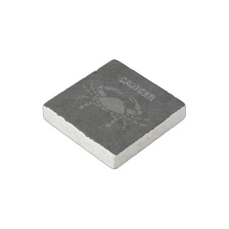Translucent Cancer Stone Magnet