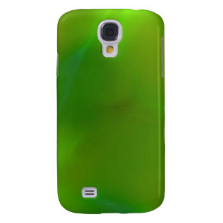 Translucent green samsung galaxy s4 cover