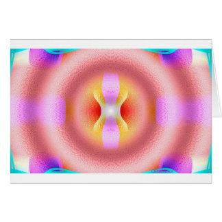 Translucent Penetration  Card