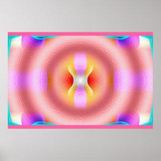 Translucent Penetration Poster