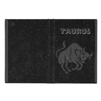 Translucent Taurus iPad Mini Cover