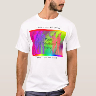 Translucent Template T-Shirt