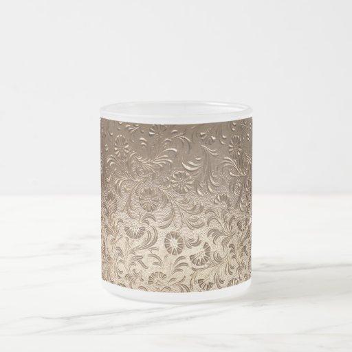 Translucent Window Pane Mug