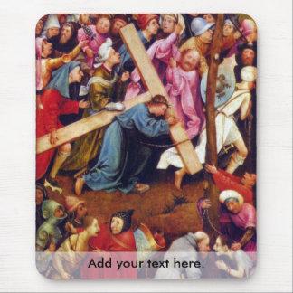 Transmisión de la crucifixión (Cristo en el Tapete De Ratones