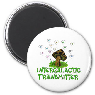 Transmisor intergaláctico imán redondo 5 cm