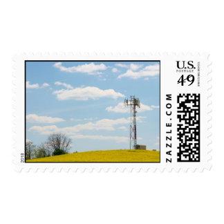 Transmisor y campos sello
