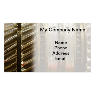 Transmission and Engine Repair Business Card