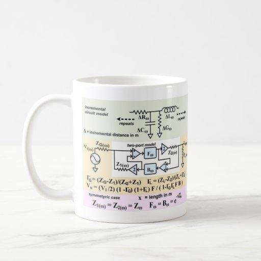 Transmission Lines Mugs