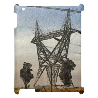 Transmission tower case for the iPad 2 3 4