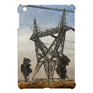 Transmission tower cover for the iPad mini