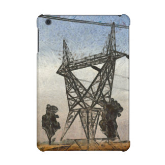 Transmission tower iPad mini retina cover