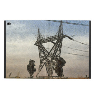 Transmission tower powis iPad air 2 case