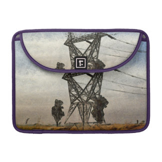 Transmission tower sleeve for MacBook pro