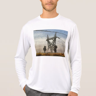 Transmission tower T-Shirt