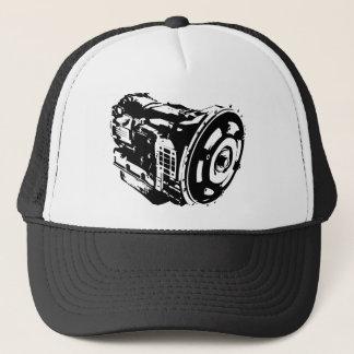 Transmission Trucker Hat