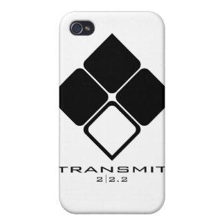 Transmita 222 el caso del iPhone 4 iPhone 4 Carcasa