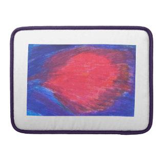 Transmundane Delineation Sleeve For MacBook Pro