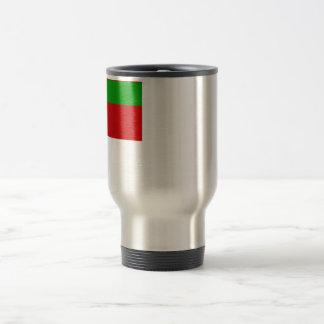 Transnistria Flag 15 Oz Stainless Steel Travel Mug