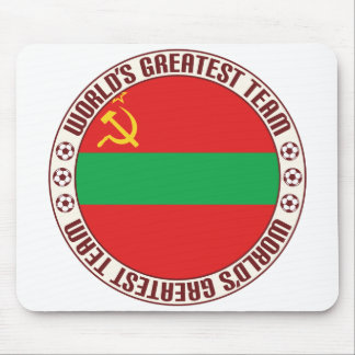 Transnistria Greatest Team Mouse Pad