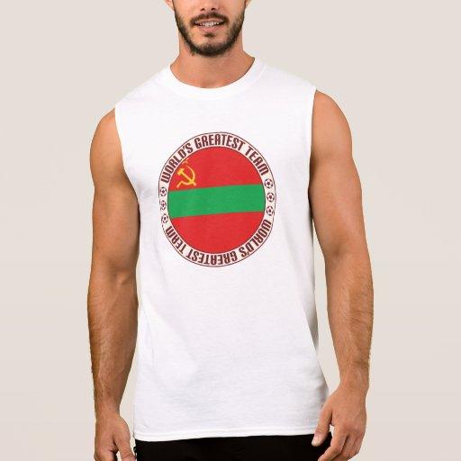 Transnistria Greatest Team Sleeveless T-shirt Tank Tops, Tanktops Shirts