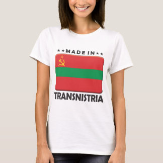 Transnistria Made T-Shirt
